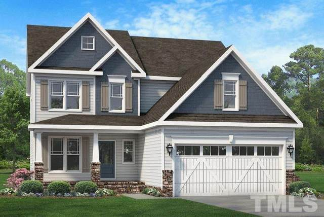 107 Pond Mountain Drive, Clayton, NC 27520 (#2414328) :: M&J Realty Group