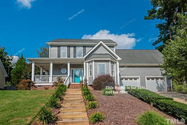 625 Moultonboro Avenue, Wake Forest, NC 27587 (MLS #2414355) :: The Oceanaire Realty