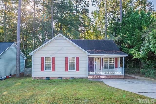 416 Johnson Street, Garner, NC 27529 (#2414356) :: Raleigh Cary Realty