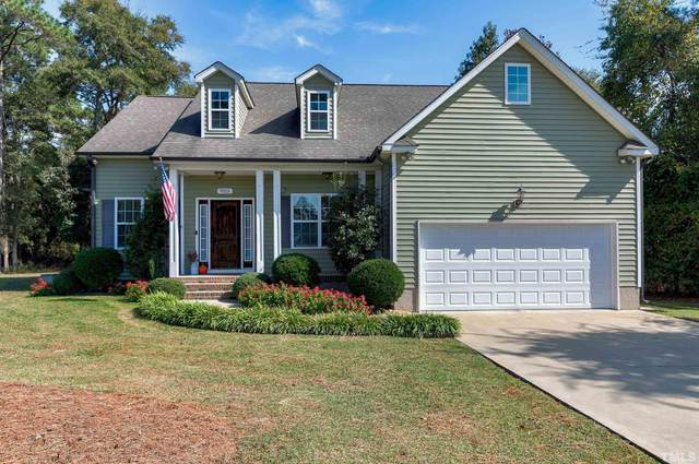 7025 Onslow Stephenson Road, Willow Spring(s), NC 27592 (#2414359) :: The Perry Group