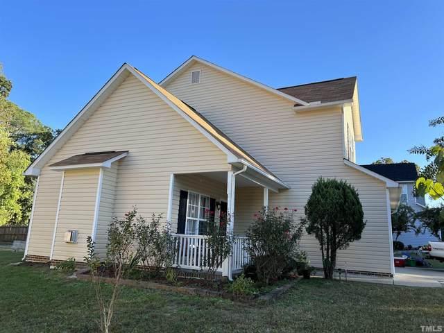 1201 Kavkaz Street, Raleigh, NC 27610 (MLS #2414361) :: EXIT Realty Preferred