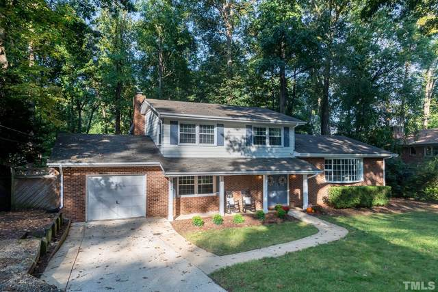5029 Quail Hollow Drive, Raleigh, NC 27609 (MLS #2414362) :: EXIT Realty Preferred