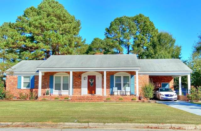 405 Marlowe Drive, Dunn, NC 28334 (MLS #2414364) :: EXIT Realty Preferred