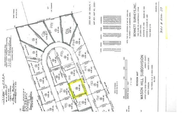 187 Mason Hill Lane, Lillington, NC 27546 (MLS #2414375) :: EXIT Realty Preferred