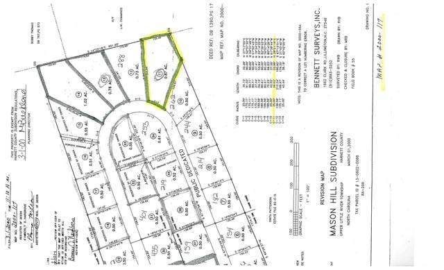 276 Mason Hill Lane, Lillington, NC 27546 (MLS #2414378) :: EXIT Realty Preferred
