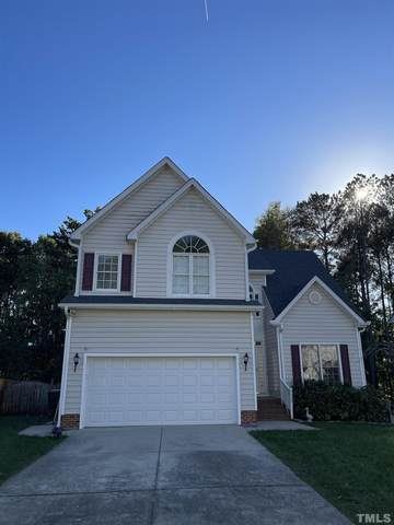 6609 Vosburgh Drive, Raleigh, NC 27617 (MLS #2414389) :: EXIT Realty Preferred