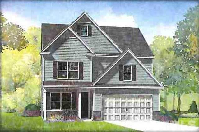 1012 Gallivant Way, Wake Forest, NC 27587 (MLS #2414410) :: EXIT Realty Preferred