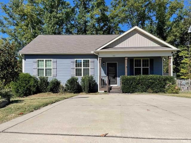 353 Chamberlain Drive, Clayton, NC 27527 (#2414427) :: The Beth Hines Team
