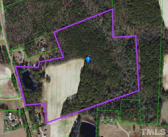 000 Old Stage Road, Willow Spring(s), NC 27592 (MLS #2414429) :: EXIT Realty Preferred