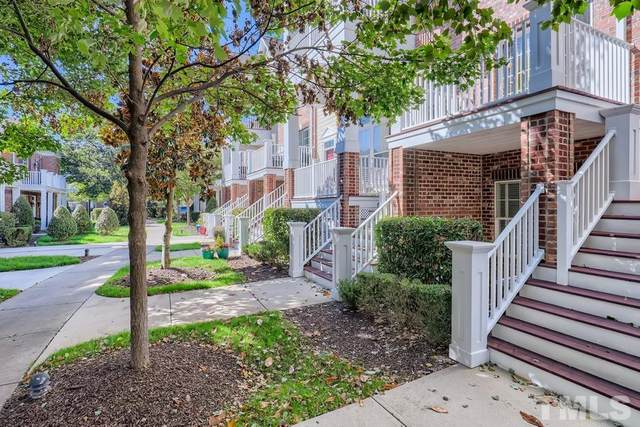 9221 Calabria Drive #102, Raleigh, NC 27617 (MLS #2414433) :: The Oceanaire Realty