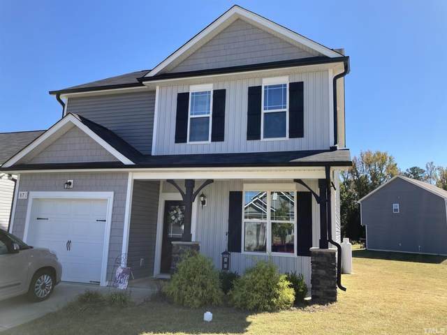 87 Griffith Place, Clayton, NC 27520 (#2414453) :: The Beth Hines Team