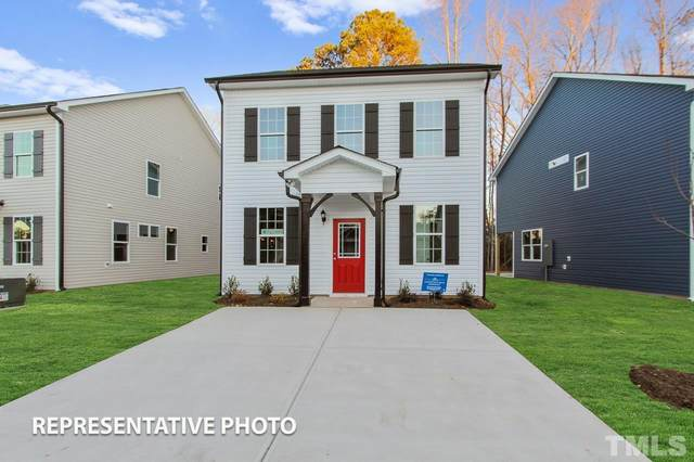 44 Rosemary Street, Clayton, NC 27520 (#2414463) :: Raleigh Cary Realty
