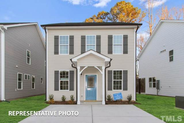 134 Rosemary Street, Clayton, NC 27520 (#2414466) :: Raleigh Cary Realty