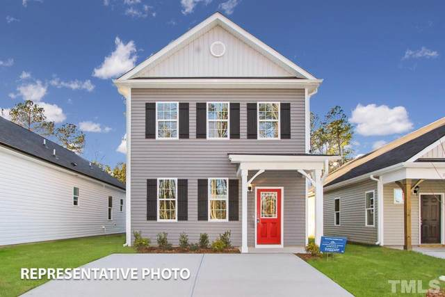 142 Rosemary Street, Clayton, NC 27520 (#2414482) :: Raleigh Cary Realty