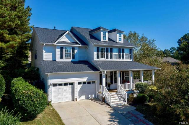 100 Grahamwood Court, Cary, NC 27511 (#2414524) :: Raleigh Cary Realty