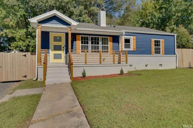 403 Edward Street, Durham, NC 27701 (#2414525) :: Raleigh Cary Realty