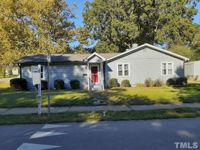 503 E Juniper Avenue, Wake Forest, NC 27587 (MLS #2414527) :: The Oceanaire Realty