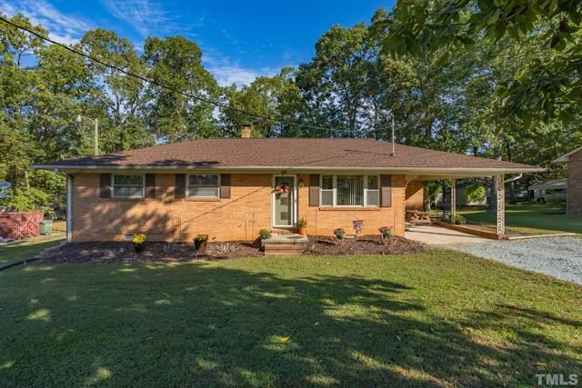 154 Magnolia Drive, Roxboro, NC 27573 (#2414549) :: Marti Hampton Team brokered by eXp Realty