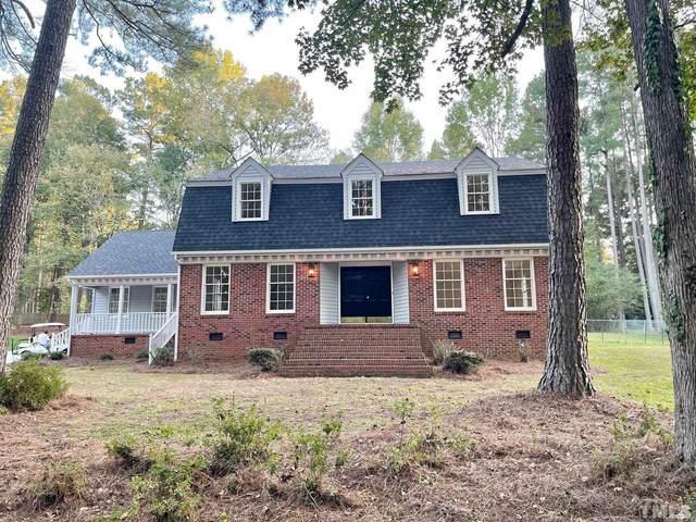 1751 Parker Lane, Henderson, NC 27536 (#2414562) :: Real Estate By Design