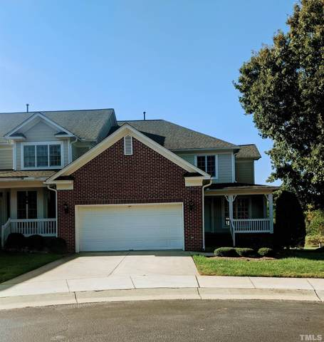 1104 Fairway Villas Drive, Wake Forest, NC 27587 (MLS #2414576) :: The Oceanaire Realty