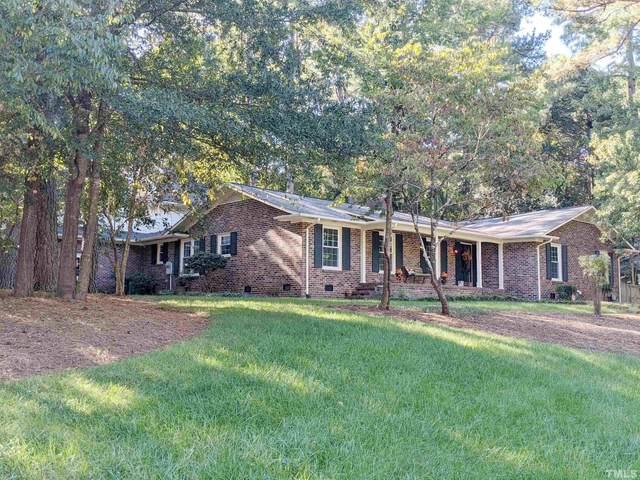 708 Emory Drive, Chapel Hill, NC 27517 (#2414579) :: Triangle Top Choice Realty, LLC