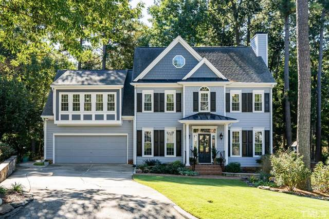 107 Pebble Ridge Farms Court, Cary, NC 27513 (MLS #2414582) :: The Oceanaire Realty