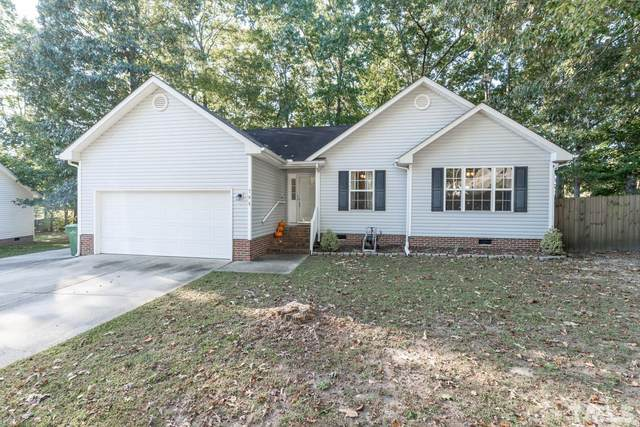 705 Pepperstone Court, Fuquay Varina, NC 27526 (#2414584) :: Raleigh Cary Realty