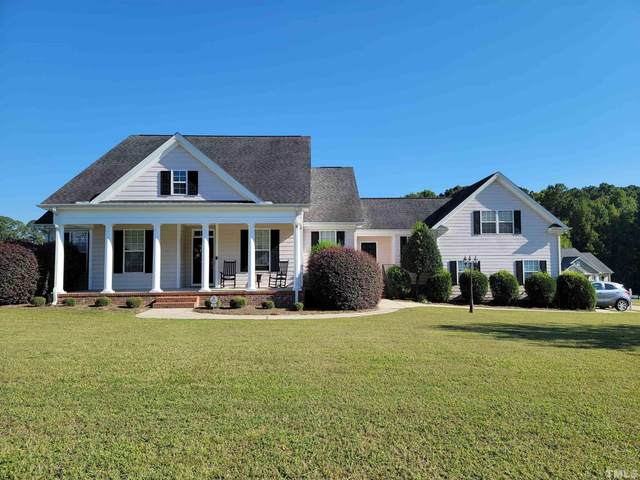 11 Caco Drive, Lillington, NC 27546 (#2414589) :: The Perry Group