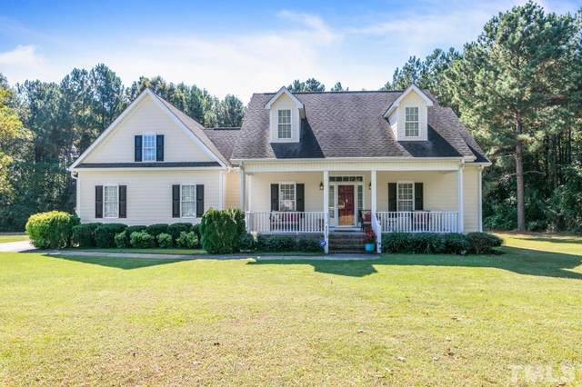 4353 River Isle Road, Elm City, NC 27822 (#2414593) :: The Perry Group