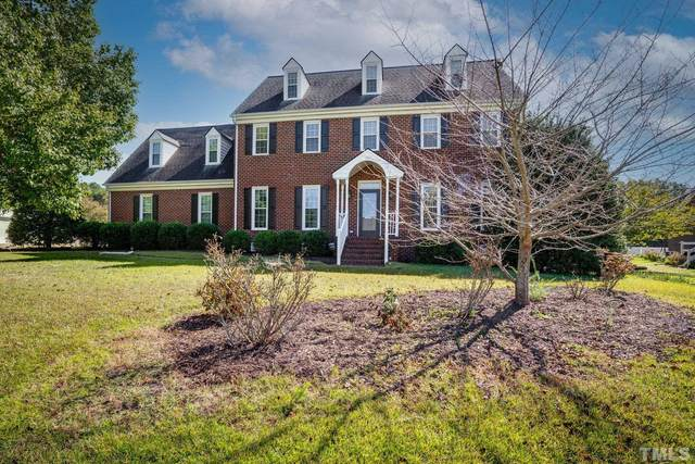 741 Brassie Club Drive, Rocky Mount, NC 27804 (#2414601) :: Raleigh Cary Realty