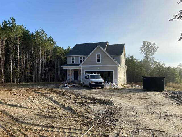 55 Mitchell Ridge Drive, Youngsville, NC 27596 (#2414609) :: The Jim Allen Group