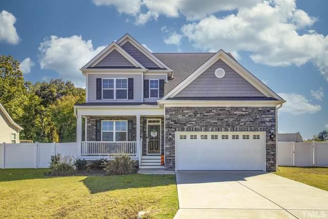 303 Grey Hawk Drive, Garner, NC 27529 (#2414636) :: Real Estate By Design