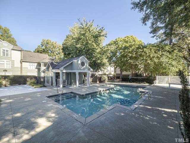 1121 Parkridge Lane #207, Raleigh, NC 27705 (MLS #2414675) :: The Oceanaire Realty