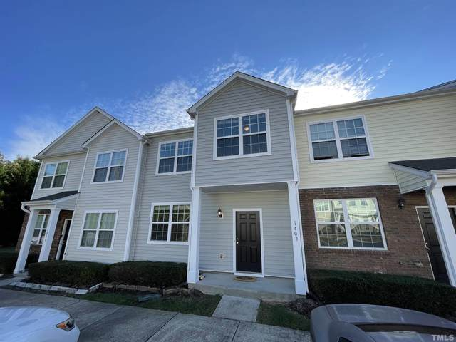 1403 Oxleymare Drive, Raleigh, NC 27610 (MLS #2414677) :: The Oceanaire Realty