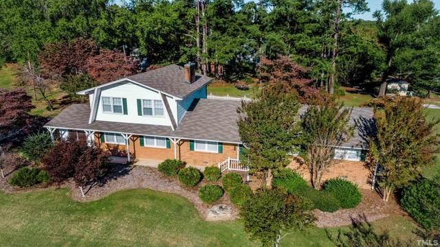 295 White Oak Drive, Roxboro, NC 27573 (#2414683) :: Log Pond Realty
