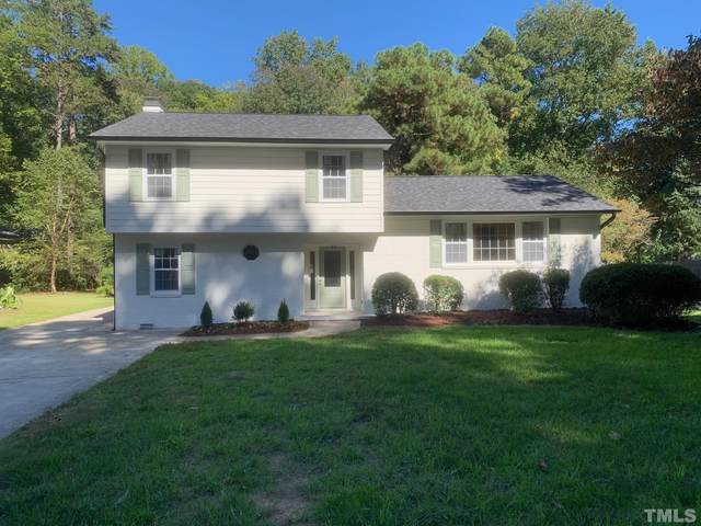 4914 Lakemont Drive, Raleigh, NC 27609 (MLS #2414686) :: The Oceanaire Realty