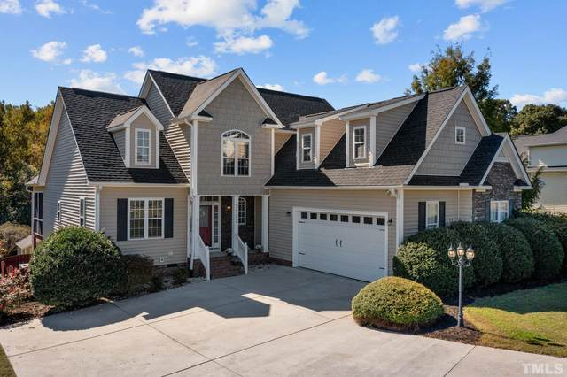 3522 Bluebonnet Drive, Wake Forest, NC 27587 (MLS #2414688) :: The Oceanaire Realty