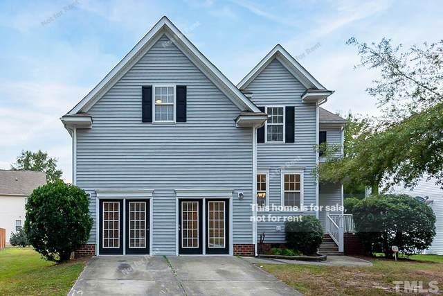 104 Adams Peak Lane, Garner, NC 27529 (#2414701) :: Real Estate By Design