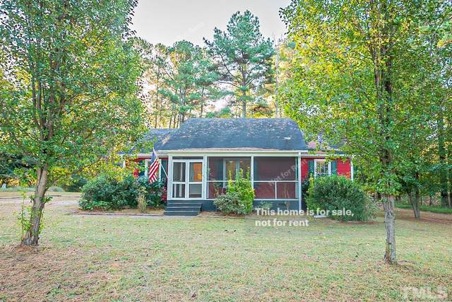 766 Salem Church Road, Wendell, NC 27591 (MLS #2414708) :: The Oceanaire Realty