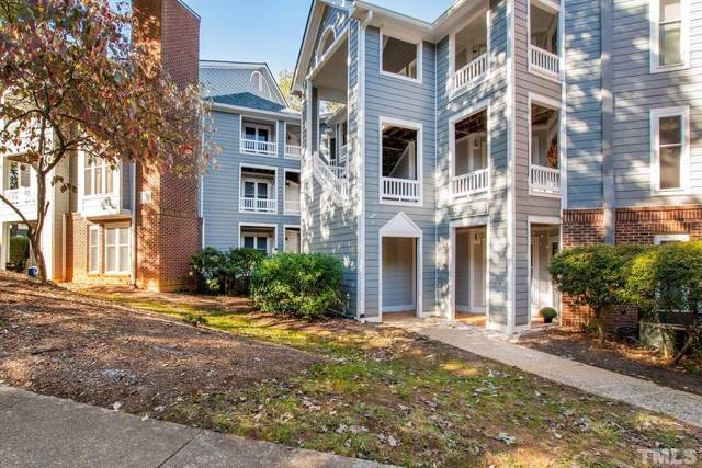 1001 Wirewood Drive #302, Raleigh, NC 27605 (MLS #2414712) :: The Oceanaire Realty