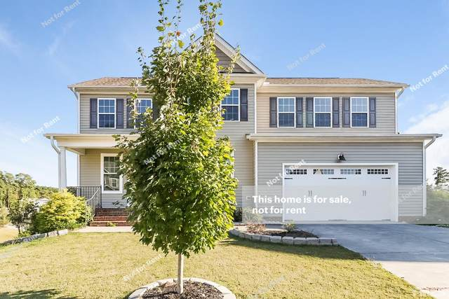 4510 Kennamer Way, Knightdale, NC 27545 (MLS #2414718) :: The Oceanaire Realty