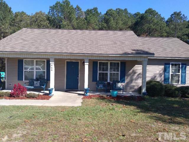 466 Barewood Drive, Four Oaks, NC 27524 (MLS #2414724) :: The Oceanaire Realty