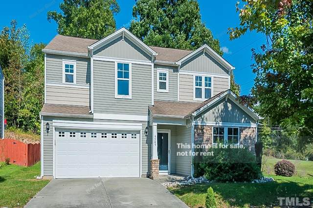 4509 Stonewall Drive, Raleigh, NC 27604 (MLS #2414726) :: The Oceanaire Realty
