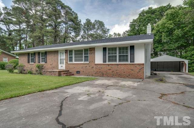 5021 Curve Road, Elm City, NC 27822 (MLS #2414727) :: The Oceanaire Realty