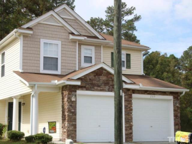 209 Lodestone Drive, Durham, NC 27703 (MLS #2414728) :: The Oceanaire Realty