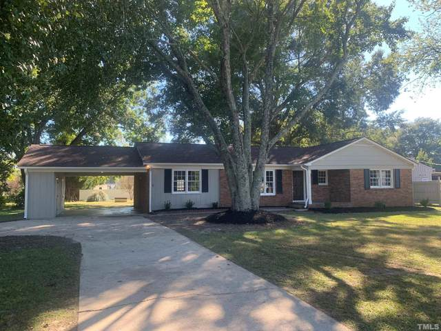 1808 Nc 42 Highway, Willow Spring(s), NC 27592 (#2414735) :: The Perry Group