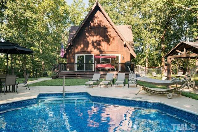 460 W Oak, Wake Forest, NC 27587 (MLS #2414737) :: The Oceanaire Realty