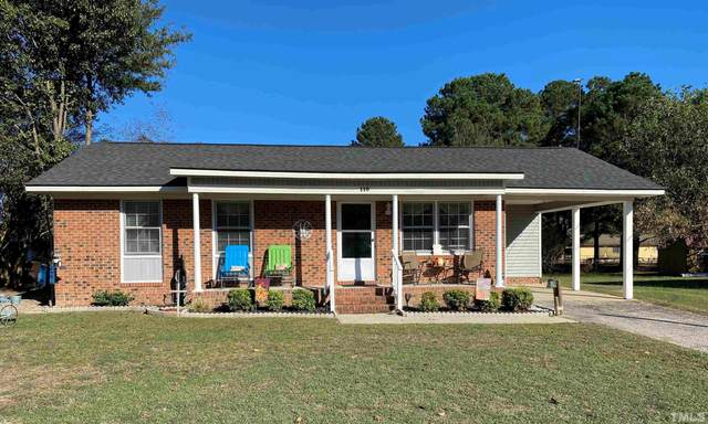 110 Pine Street, Dunn, NC 28334 (#2414741) :: The Perry Group