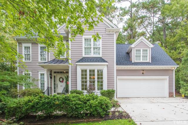 110 Flora Springs Drive, Cary, NC 27519 (#2414765) :: Raleigh Cary Realty