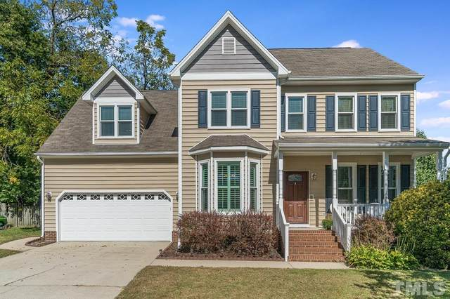 4609 Richland Pointe Drive, Raleigh, NC 27616 (#2414781) :: Raleigh Cary Realty